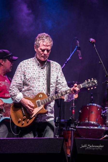 Paul Warren of Classic Rock Allstars by