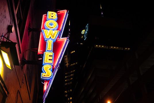 Bowies Live Music Venue Rock n Roll Bar