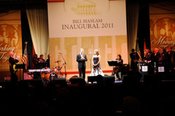 Political Inauguration Party Events