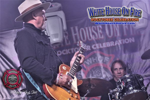 White House on Fire Benefit Concert - IM