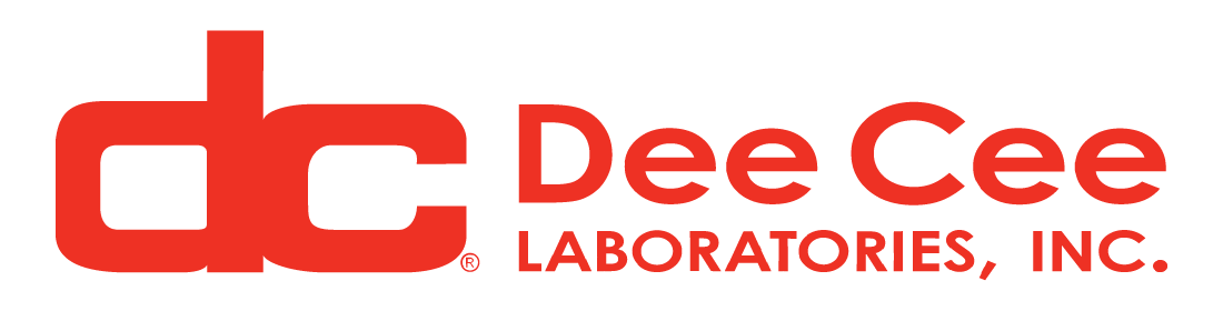 White House On Fire Dee Cee Vitamins Logo