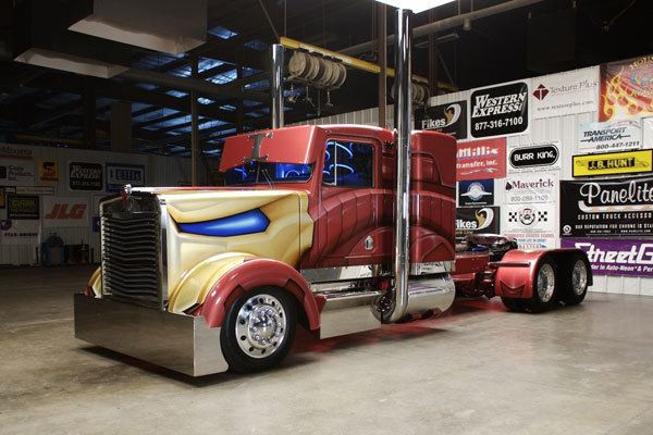 trucker gifts trick my truck big rig 5.j