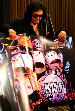 Gene Simmons Photo Coverage