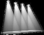 Nashville Website Design logo lights