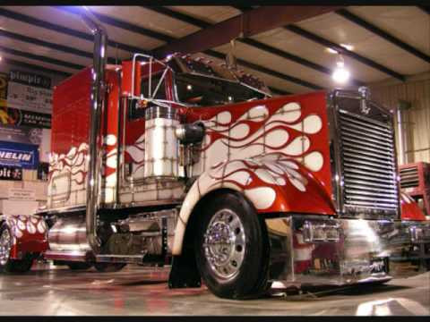 trucker gifts trick my truck big rig 3.j