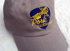Pork McElhinny Embroidered Hat
