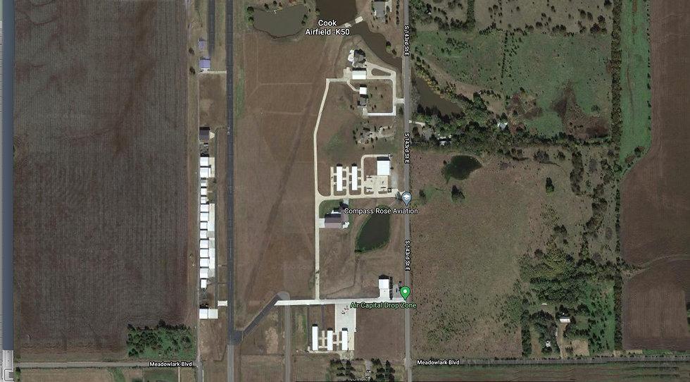 Rod Trowbridge Memorial Cook Airfield Fl