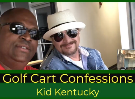 Golf Cart Confessions - The Kinny Landrum