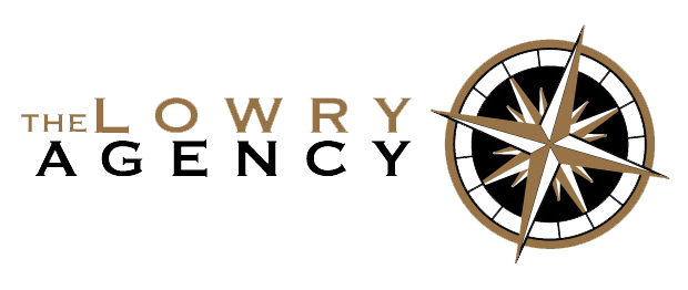 White House On Fire Lowry Logo