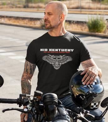Kid Kentucky Kid Rock Tribute Show Tshir