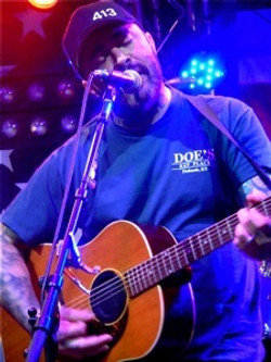 Aaron Lewis Live Nashville