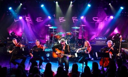 Lee Brice Orch Nashville
