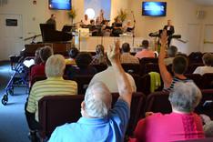 Covenant Baptist Church bellevue kingsto