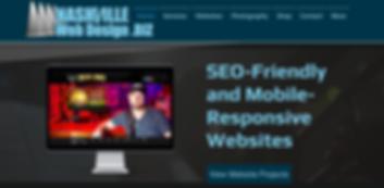 nashvillewebdesign.biz entertainment web