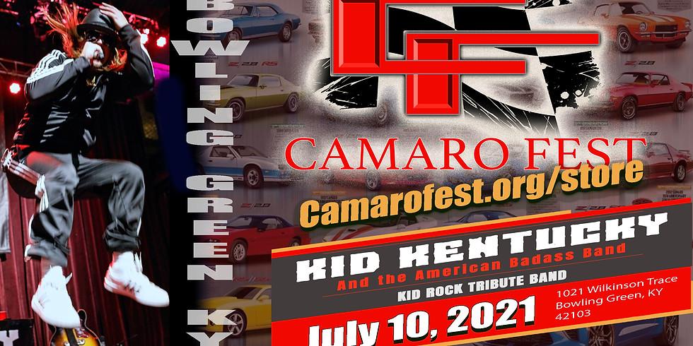 Camaro Fest - Bowling Green, KY
