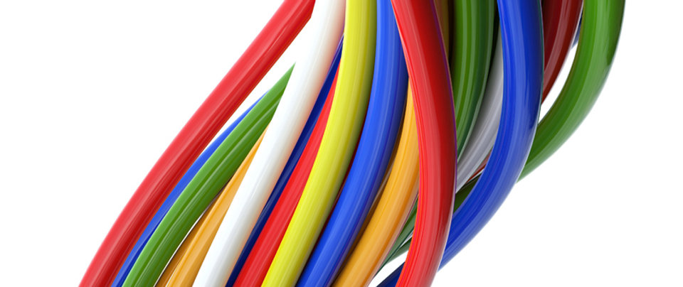 structured cabling wires