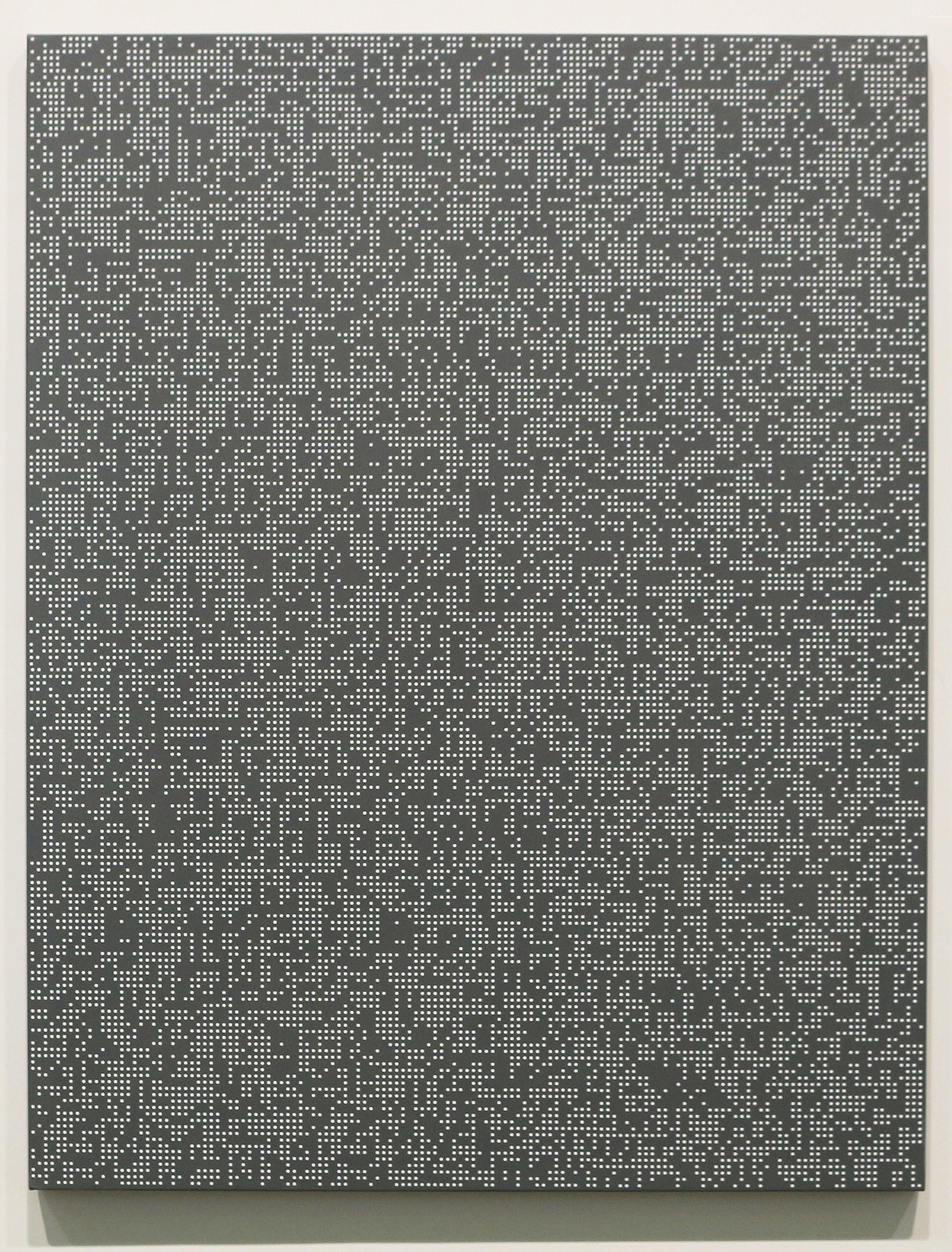 J. PARK_2016 Maze-20165127_Acrylic on canvas_116.8x91cm