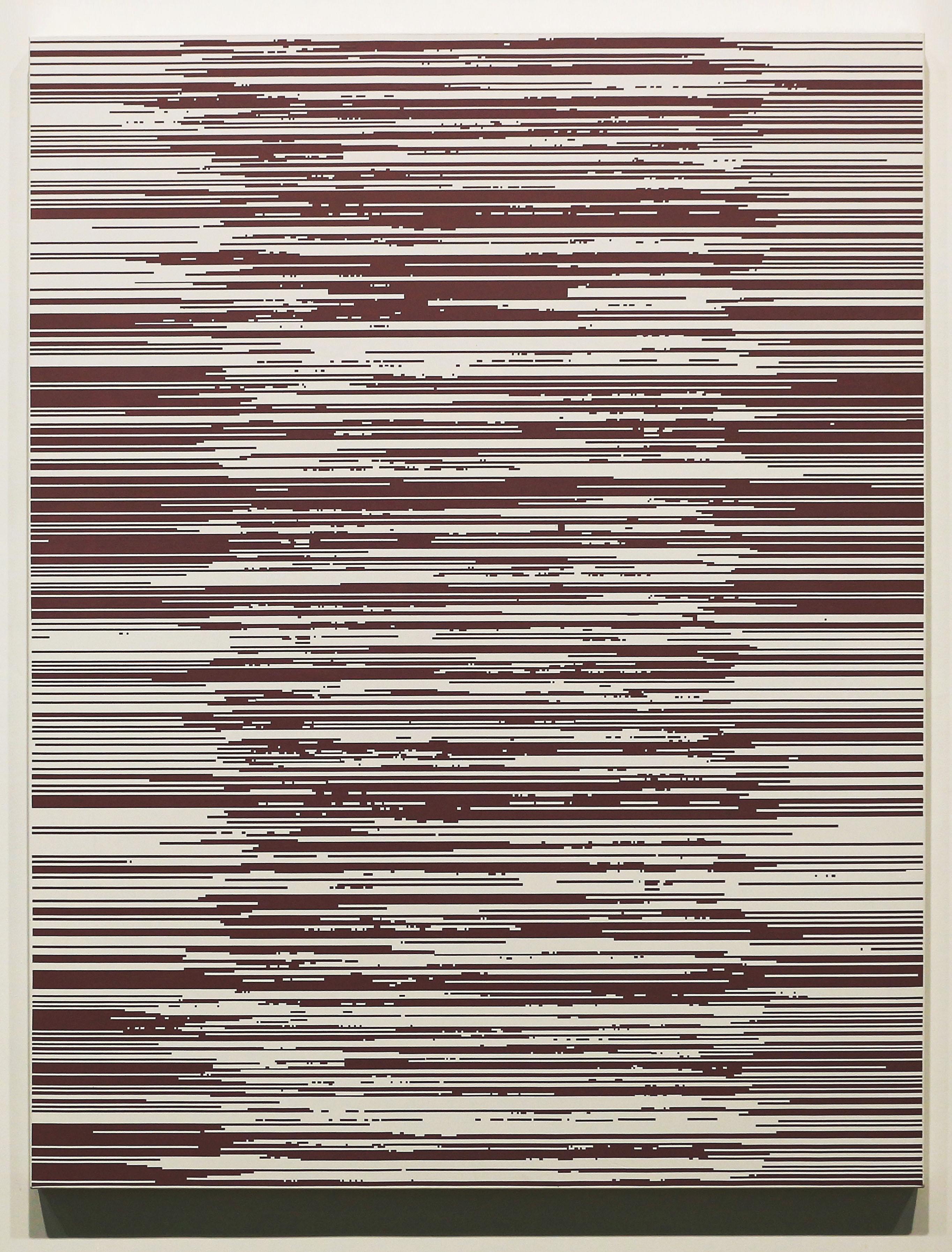 J. PARK_2016 Maze-20165129_Acrylic on canvas_116.8x91cm