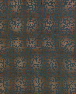 ENCODING 2015, Acrylic on canvas, 90.9 x 72.7cm (9)