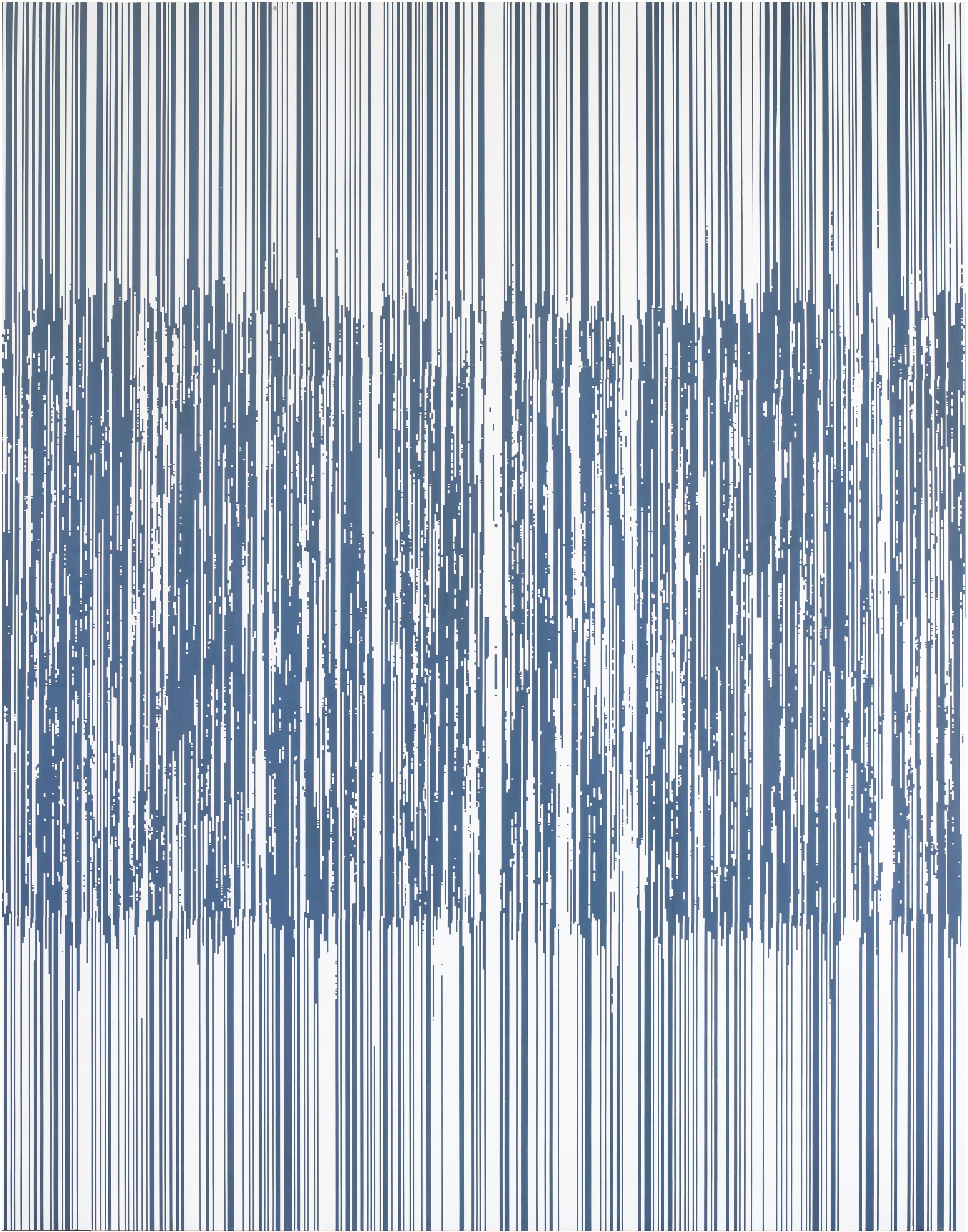 ENCODING 2015, acrylic on canvas, 227.3x181.8cm (10)