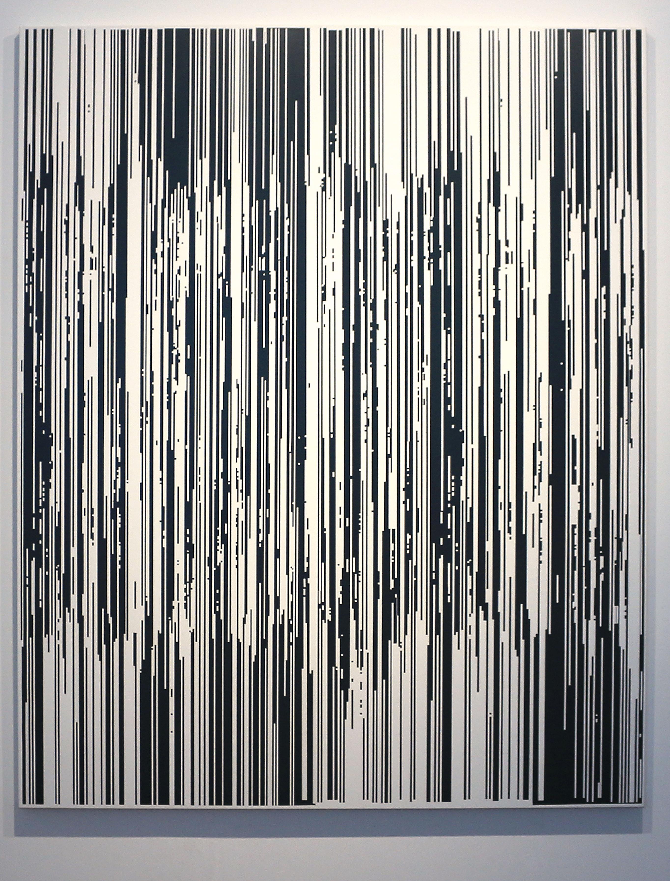 J. PARK_2016 Maze-201651249_Acrylic on canvas_162.2x130.3cm