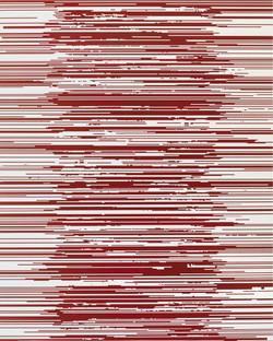 ENCODING 2015, Acrylic on canvas, 116.8x91cm (4)
