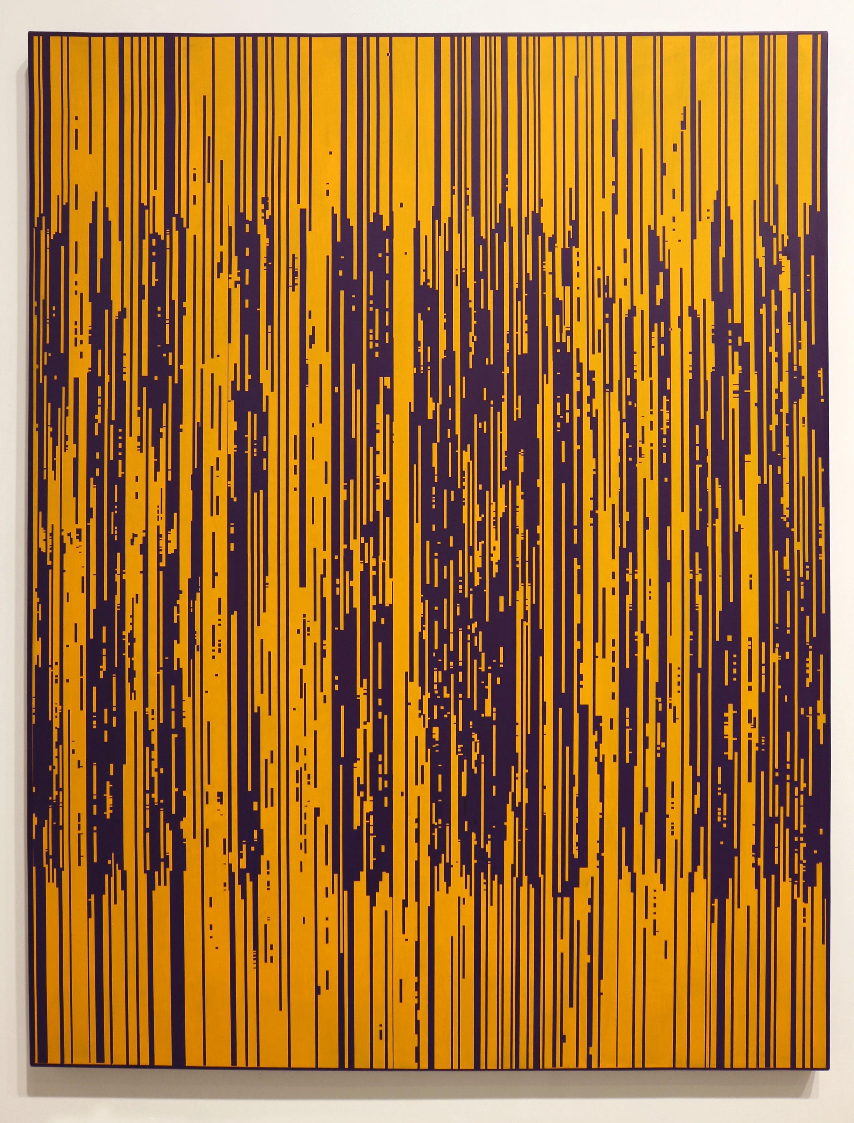 J. PARK_2016 Maze-20165125_Acrylic on canvas_116.8x91cm