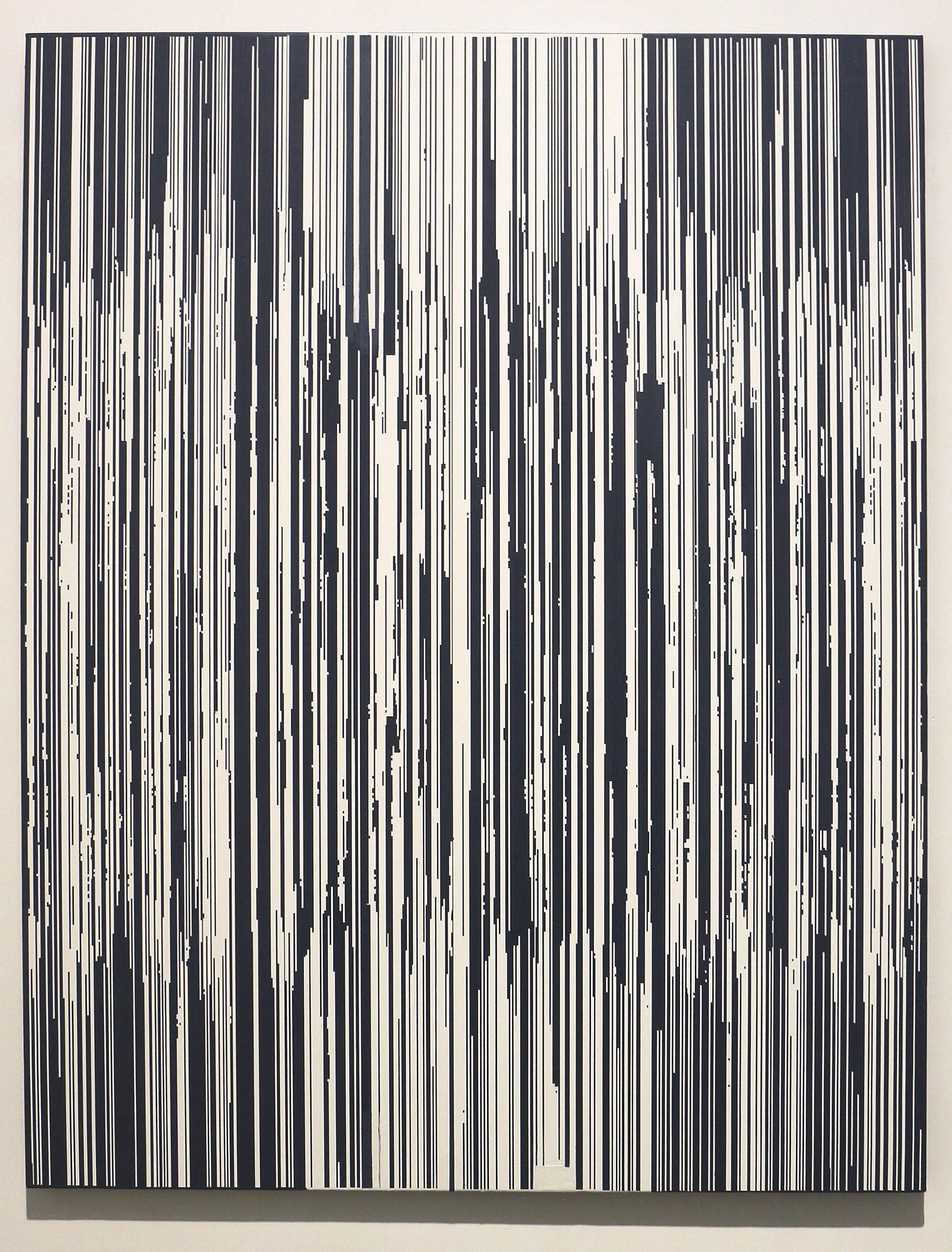 J. PARK_2016 Maze-201651216_Acrylic on canvas_116.8x91cm