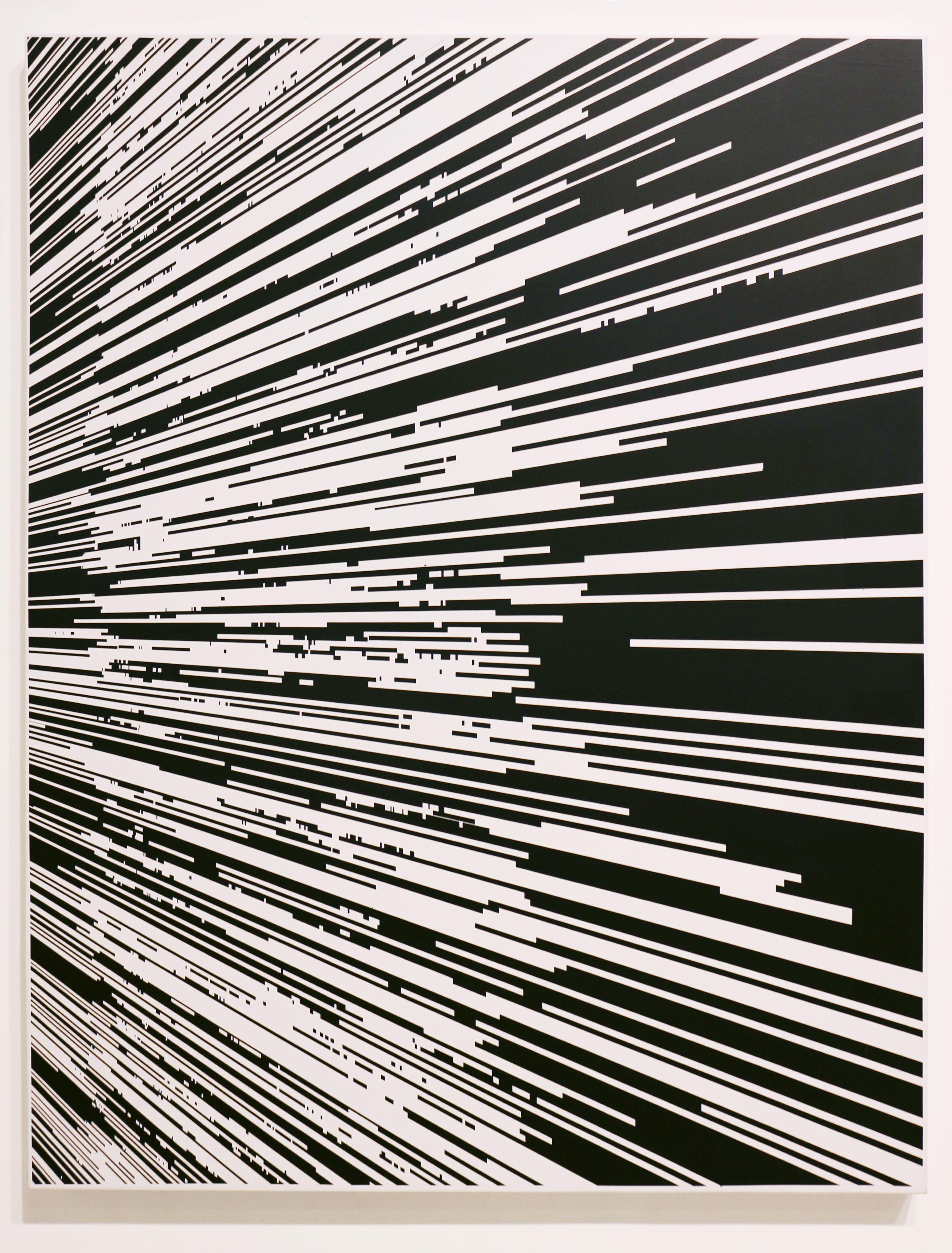 J. PARK_2016 Maze-20165122_Acrylic on canvas_116.8x91cm