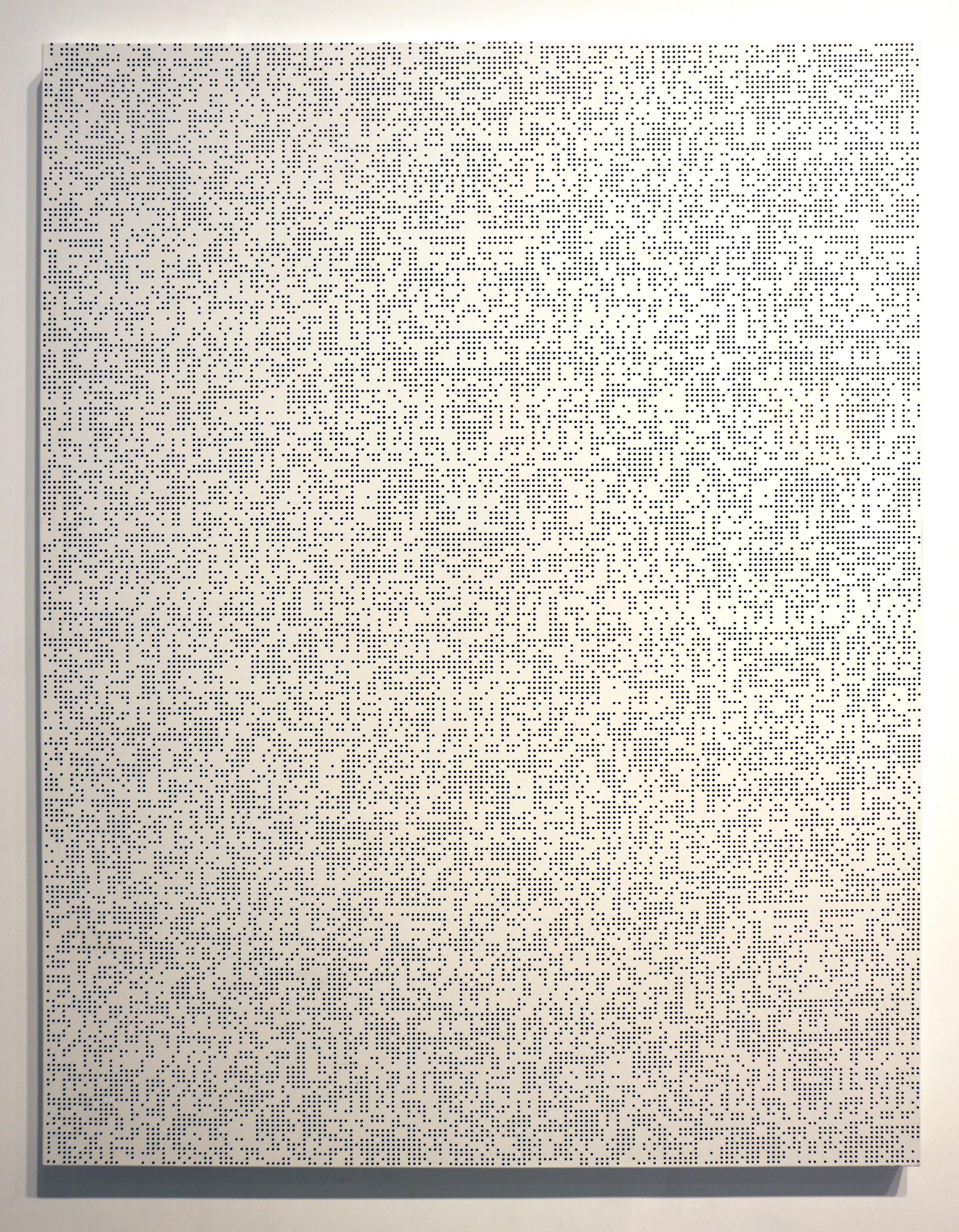 J. PARK_2016 Maze-201651230_Acrylic on canvas_116.8x91cm
