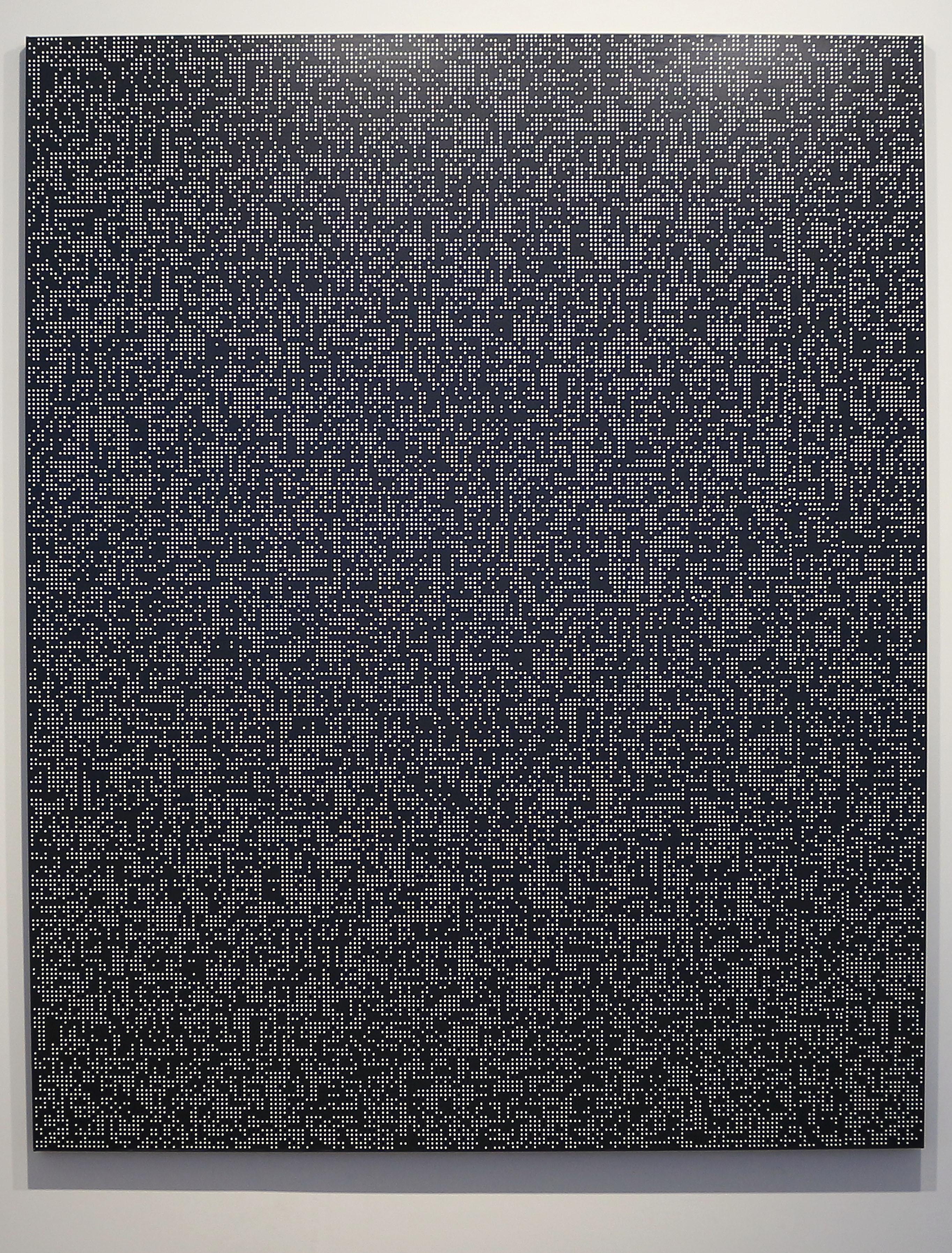 J. PARK_2016 Maze-201651245_Acrylic on canvas_162.2x130.3cm
