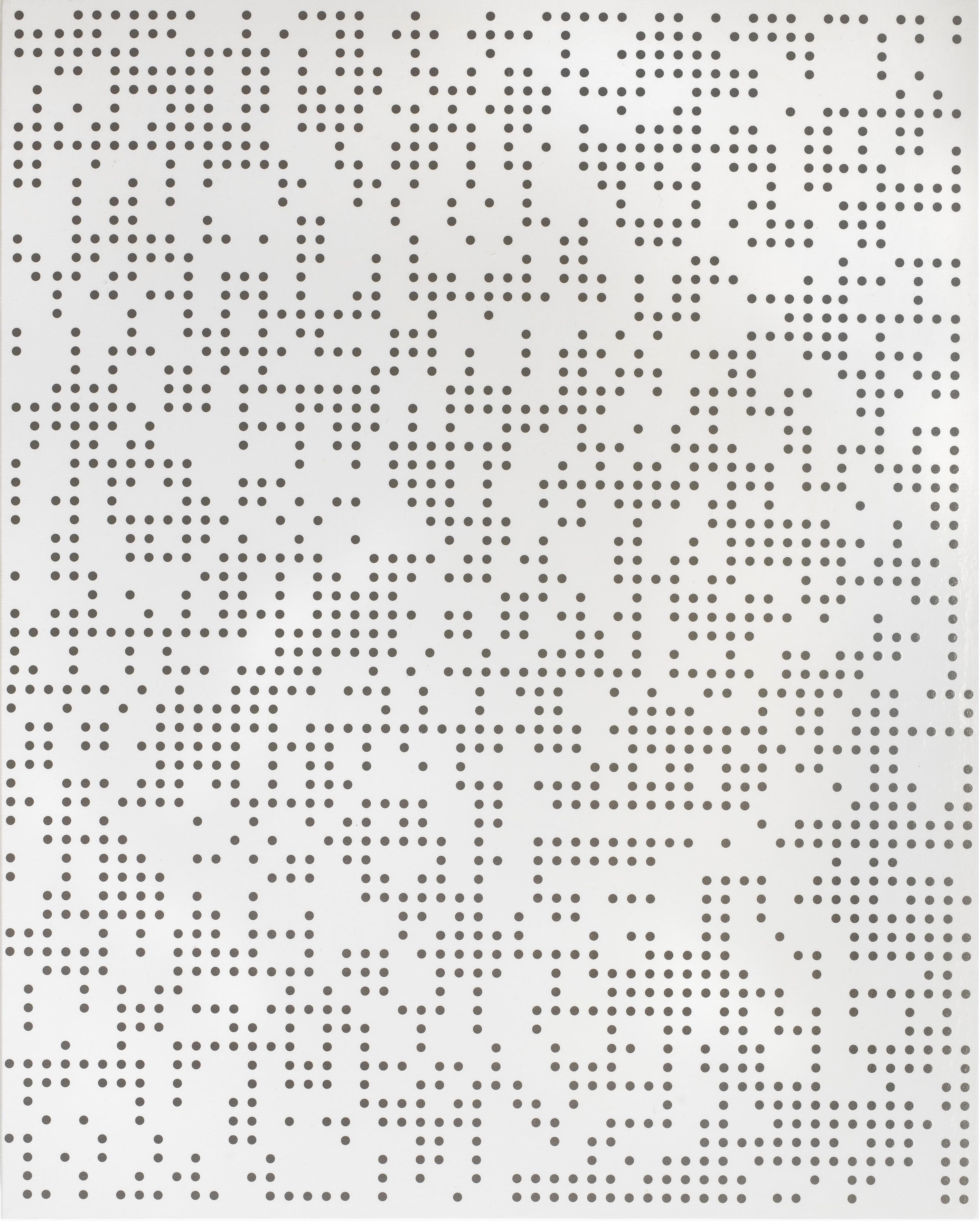 ENCODING 2015, Acrylic on canvas, 116.8x91cm (7)
