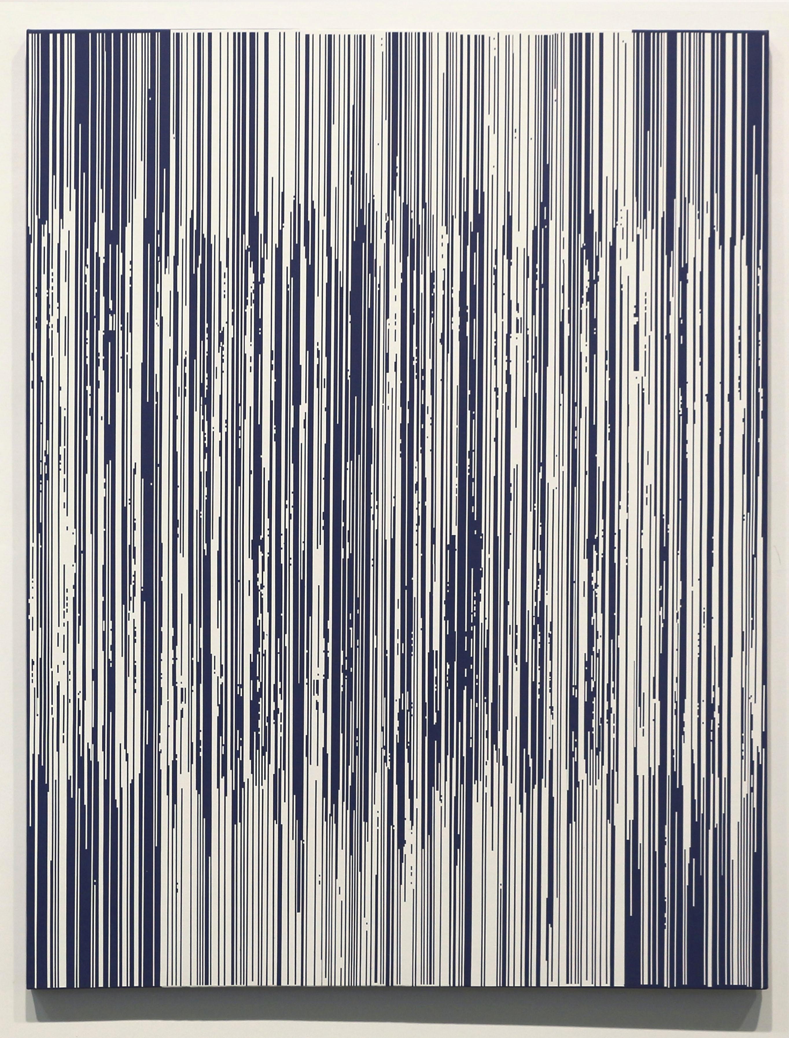 J. PARK_2016 Maze-201651212_Acrylic on canvas_116.8x91cm