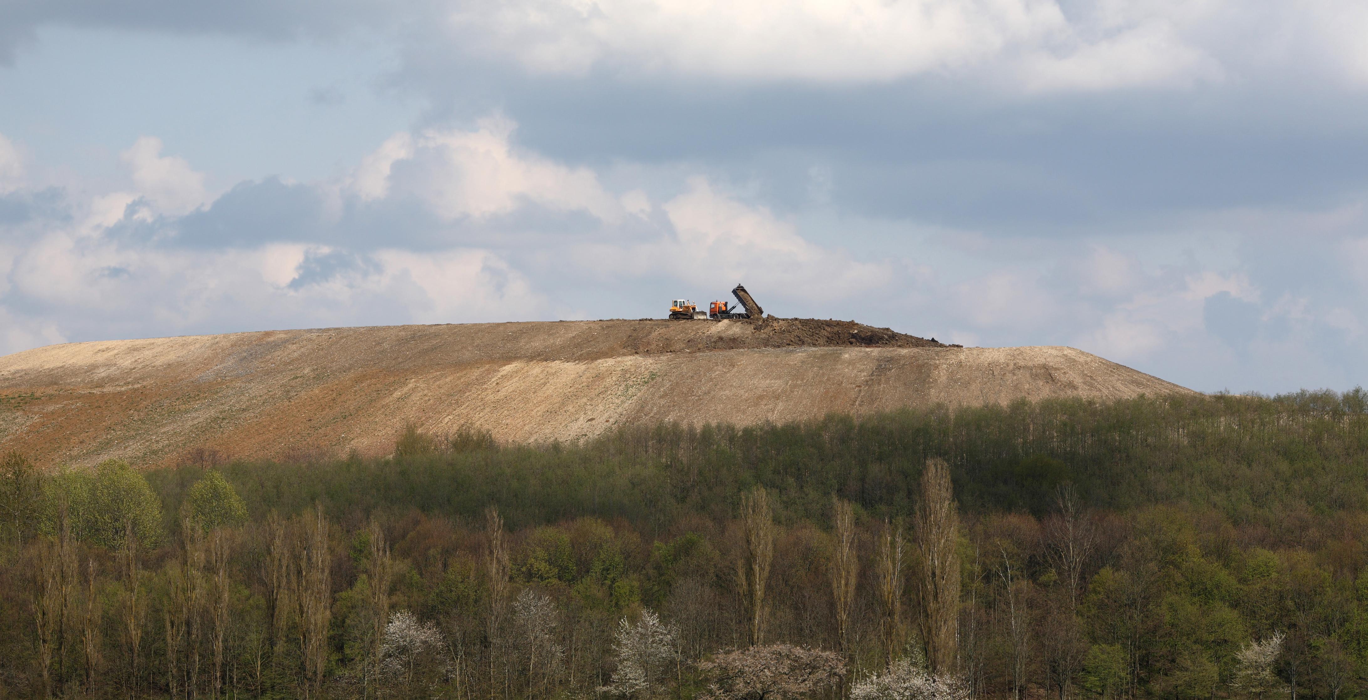 Erd- und Landschaftsbauwerke
