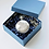 Personalised Engraved Pocket Watch View Inside Gift Box