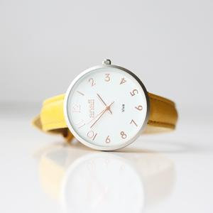 Personalised Anaii Watch in Yellow