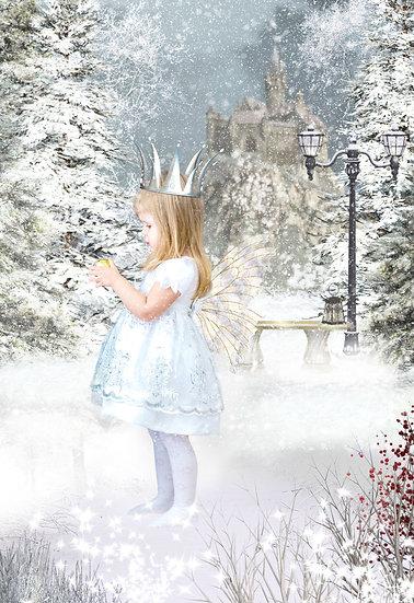 Fantasy & Fairytale Portraits - 'Snow Queen'