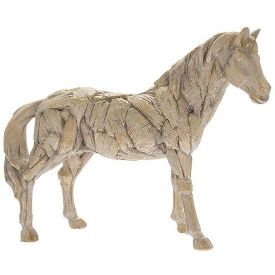 Leonardo Driftwood Horse