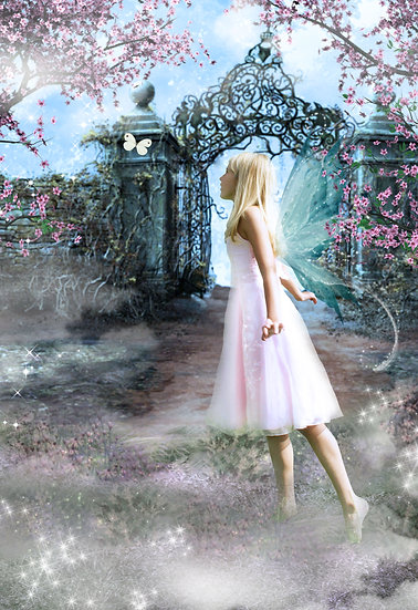 Fantasy & Fairytale Portraits - 'The Secret Garden'