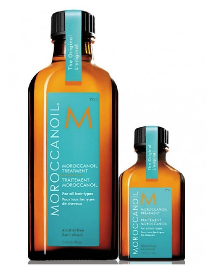 Moroccanoil Home & Away Gift Set 100ml Original Oil + 25ml Original Oil