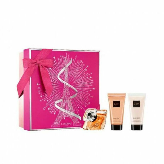 Lancome Tresor Gift Set 50ml EDP + 50ml Body Lotion + 50ml Shower Gel