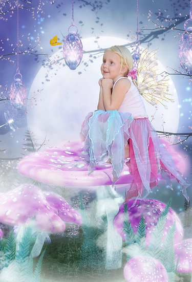 Fantasy & Fairytale Portraits - 'Twilight Fairy'