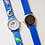 Personalised Kids Dinosaur Watch First View
