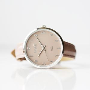 Personalised Anaii Watch in Sandstone