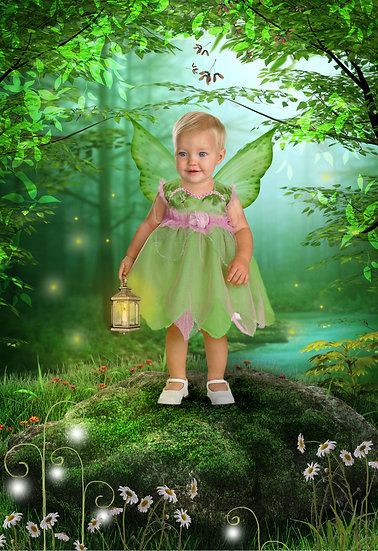 Fantasy & Fairytale Portraits - 'Fairy Wood'