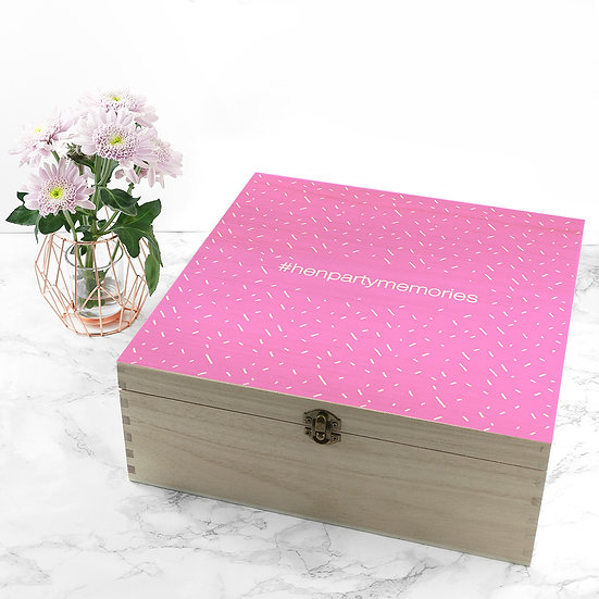 The Ultimate Girly Pink Box