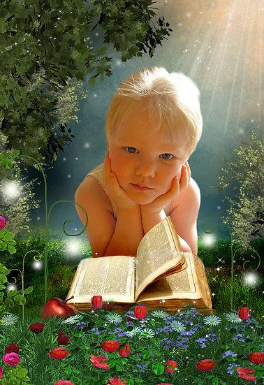 Fantasy & Fairytale Portraits - 'Story Book'