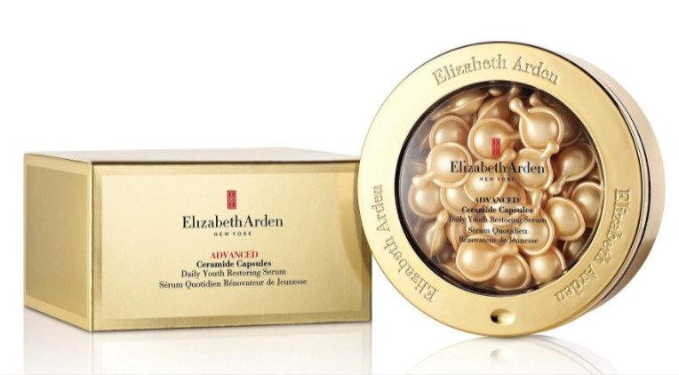 Elizabeth Arden Advanced Ceramide Capsules Daily Youth Restoring Serum 60 pack