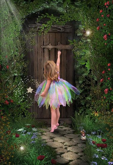 Fantasy & Fairytale Portraits - 'Garden Spirit'
