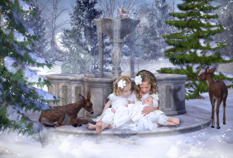 Fantasy & Fairytale Portraits - 'Make A Wish'